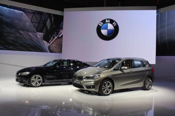 BMW 2-Reeks Active Tourer - Geneva 2014 Live (2)