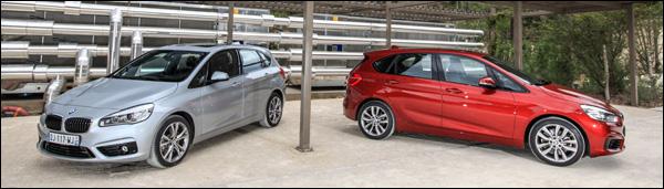 BMW 2-Reeks Active Tourer - Header