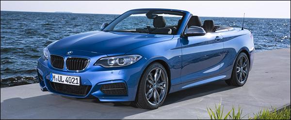 Officieel: BMW 2-Reeks Cabrio