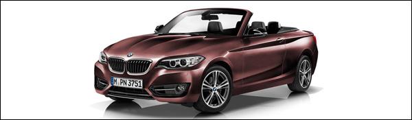 BMW 2-Reeks Cabrio