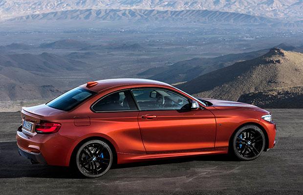 Officieel: BMW 2-Reeks Coupé / 2-Reeks Cabrio facelift ...