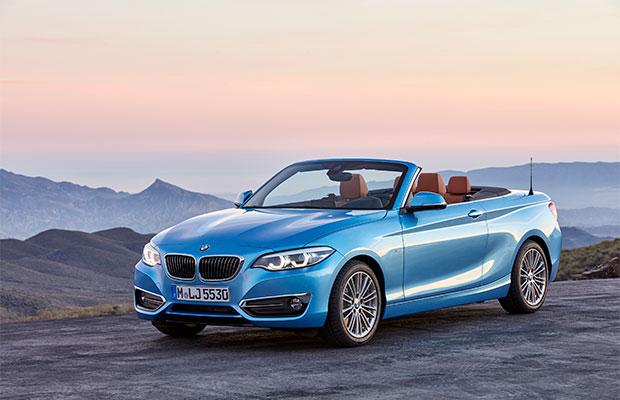 Officieel Bmw 2 Reeks Coup 233 2 Reeks Cabrio Facelift 2017 Groenlicht Be