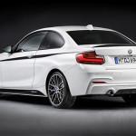 Ook M Performance Parts voor de BMW 2-Reeks Coupé