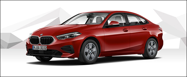 Officieel: BMW 218d Gran Coupe (2020)