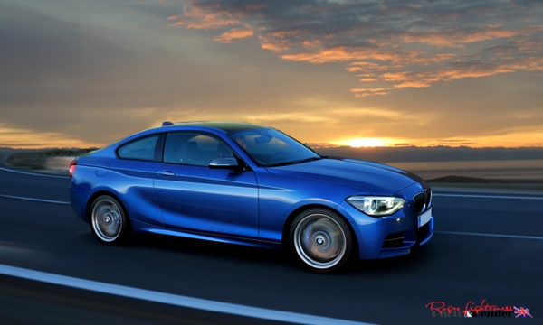 BMW 235i preview