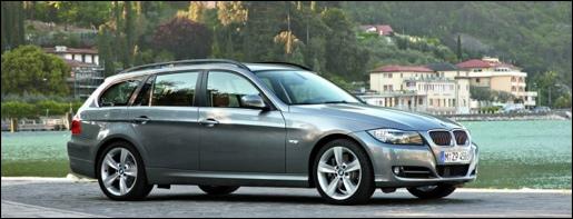 BMW 3-Reeks Touring