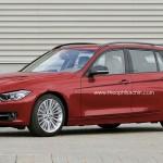 Nieuwe BMW 3-Reeks Touring