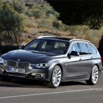 BMW 3-Reeks Serie 2012 Touring