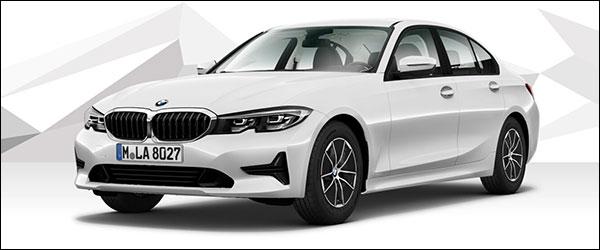 Officieel: BMW 318i Berline en 318i Touring (2020)