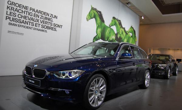 BMW 330d 2013