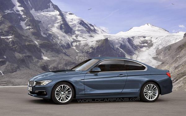 BMW 4-Reeks 2012