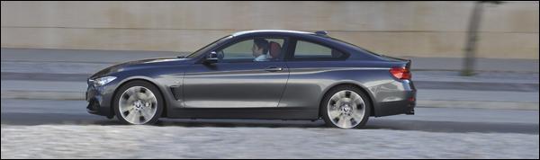 BMW 4-Reeks Coupé 2013
