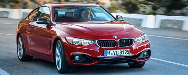 BMW 4-Reeks Coupe 2013