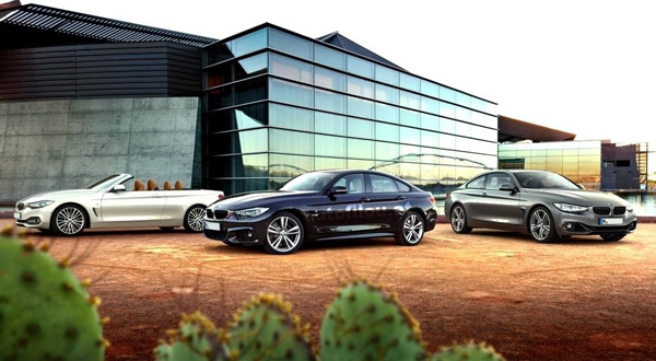 BMW 4-Reeks Gran Coupe 2