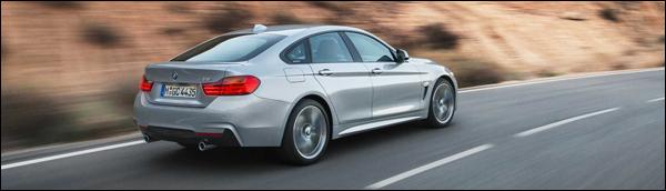 BMW 4-Reeks Gran Coupe 2014