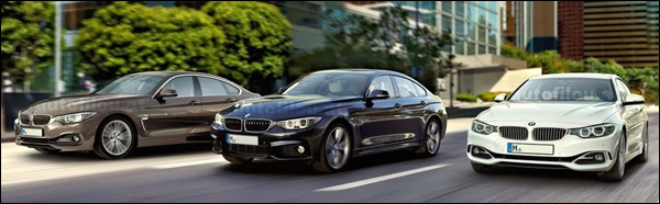 BMW 4-Reeks Gran Coupe