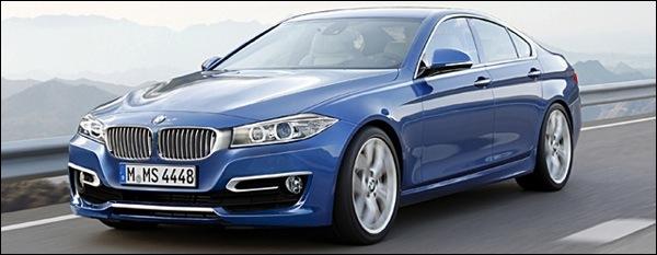 BMW 4-Reeks Gran Coupe