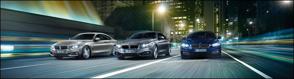 BMW 4-Reeks en X5 extra motoren