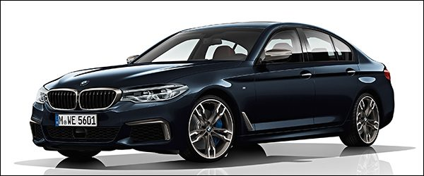 Officieel: BMW 5-Reeks 2017 M550d (Touring) xDrive [400 pk / 760 Nm]