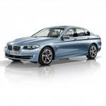 BMW 5-Reeks ActiveHybrid