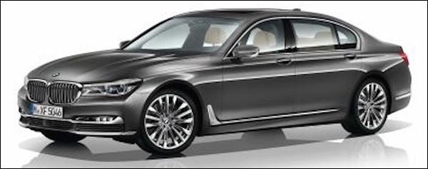 Gelekt! Dit is de nieuwe BMW 7-Reeks (G11)