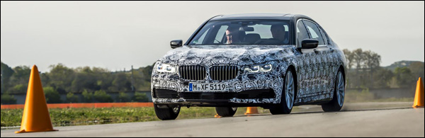 BMW 7-Reeks Preview