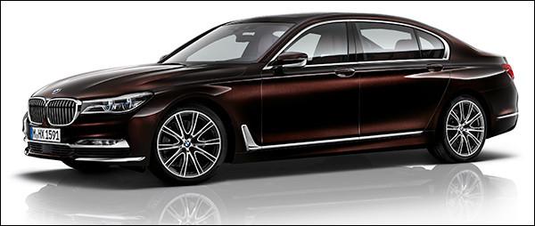Officieel: BMW 7-Reeks 2015 [740e Plug-in hybrid]