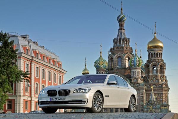 BMW 730d xDrive 2013 11