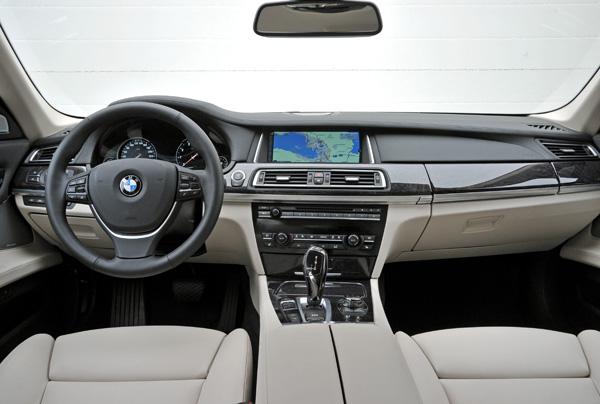 BMW 730d xDrive 2013 5