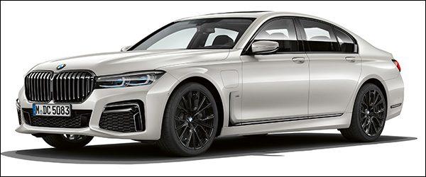 Officieel: BMW 7-Reeks 745e plug-in hybride (2019)