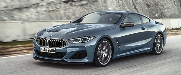 Officieel: BMW 8-Reeks Coupe G15 (2018)