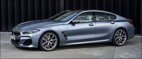 Officieel: BMW 8-Reeks Gran Coupe G16 (2019)