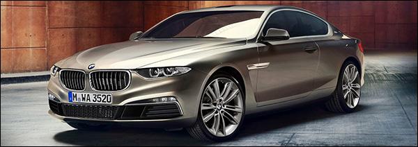 BMW 8-Reeks Impressie