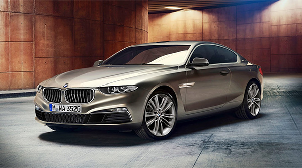 BMW 8-Reeks impressie - Gran Lusso
