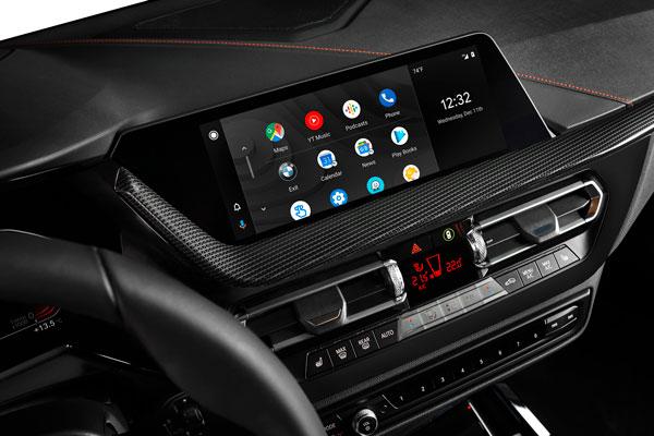 BMW ondersteunt nu ook Android Auto (2020)