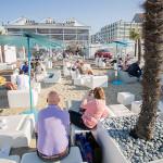 BMW Beach Lounge 2015: 11 juli tot 30 augustus