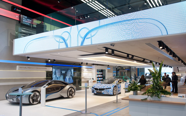 BMW Brand Store - Brussel 2014