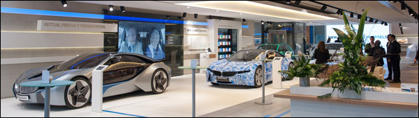 BMW Brand Store Brussel