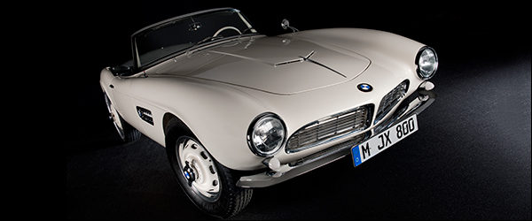 BMW laat Elvis zijn BMW 507 herleven!