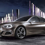 Officieel: BMW Compact Sedan Concept [1-Reeks Berline]