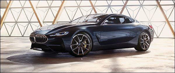 Officieel: BMW Concept 8 Series (2017)