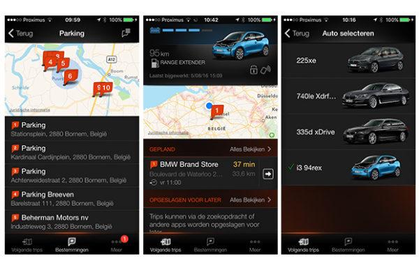 BMW Connected: binnenkort je favoriete app voor onderweg
