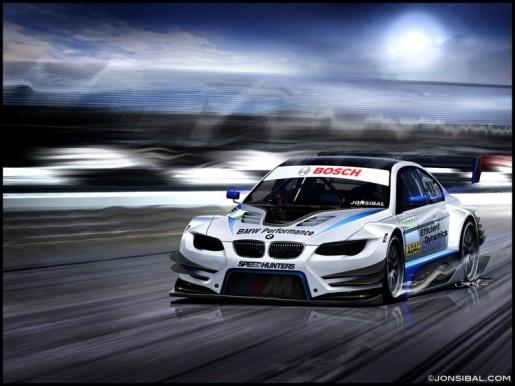 BMW DTM 1