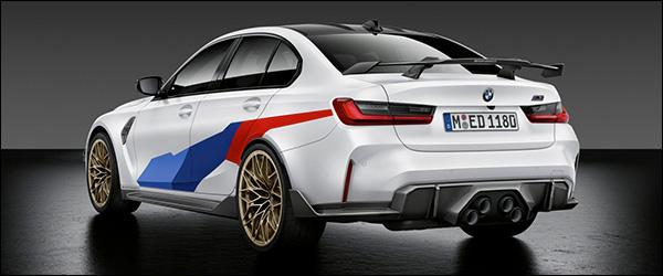 Officieel: BMW M Performance Parts voor de nieuwe M3 Berline + M4 Coupe (2020)