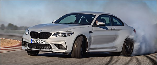 Officieel: BMW M2 Coupe Competition F87 (2018)