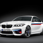 BMW M2 Coupé - M Peformance parts
