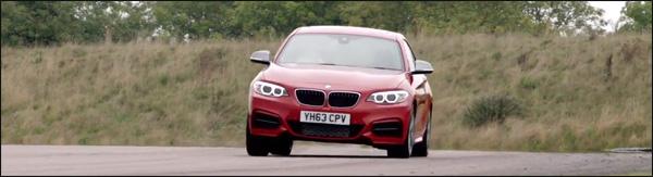 BMW M235i Video