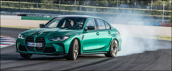 Officieel: BMW M3 Berline (2020)