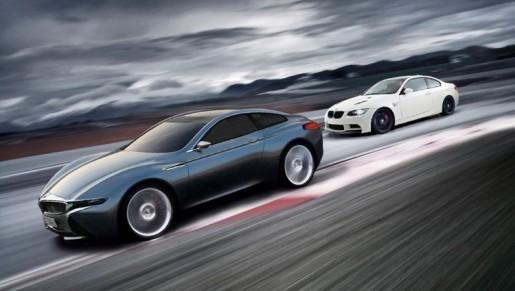 BMW M3 Future Rendering