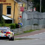BMW M3 GT2 Art Car - Le Mans 2010